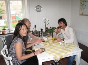 Alison, Erik & Matt