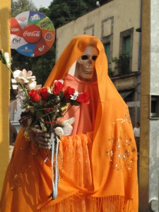 Day of the Dead looms closer