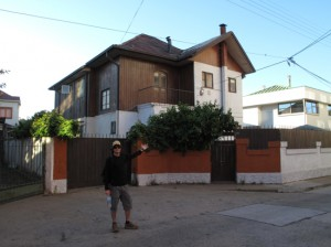my home in Vina