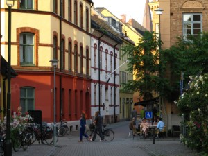paving the way in Malmo