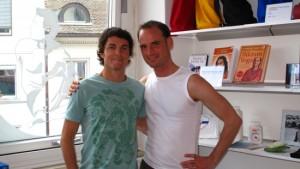 Matt and Timo